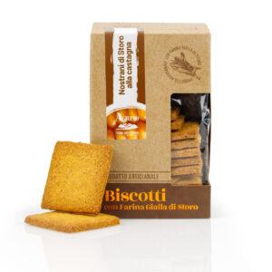 Biscotti Farina Gialla di Storo - Dolce Peccato